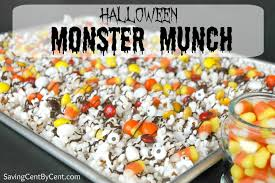 halloween m m candy halloween monster munch saving cent by cent