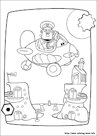 benjy coloring picture