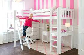 Ikea Bunk Bed With Desk Loft Bed With Desk For Girls Loft Beds With Desk For Girls Kids
