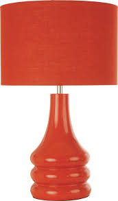 Table Lamps For Living Room Uk by Raj Table Lamp In Ochre Orange Putty Or Teal Table Lamps At