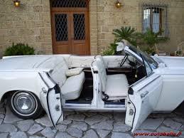 auto 4 porte vendo lincoln 4 porte cabrio unica nel genere 185077 auto forino av