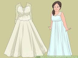 type of wedding dress for body type wedding dresses