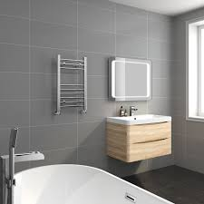 Small Heated Towel Rails For Bathrooms Ibathuk 650 X 400 Straight Heated Towel Rail Chrome Bathroom