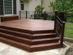 Deck And Patio Design by Bronscapes Shoreline Wa United States Bronscapes Wood Decks