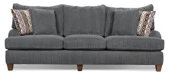 Chenille Chesterfield Sofa by Putty Chenille Sofa Grey The Brick