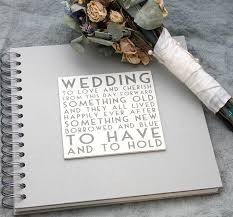 wedding scrapbooks albums the secret to creating an amazing wedding album