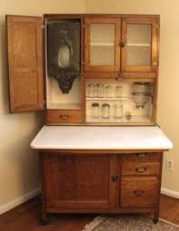 antique kitchen furniture antique bakers cabinet oak hoosier kitchen cabinet 1495 00 with