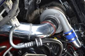 nissan titan turbo kit a 2015 ram ecodiesel with a compound turbo punch
