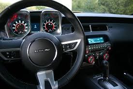 2010 camaro interior 2010 chevy camaro 1lt review
