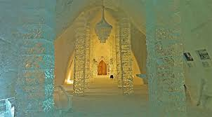 Hotel De Glace Canada Travel Spotting Ice Hôtel De Glace In Quebec Canada The Luxury