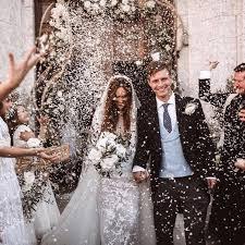 zuhair murad wedding dresses eveie longdon s zuhair murad wedding dress popsugar fashion