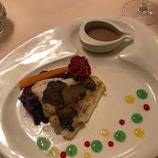 amour et cuisine soufflé au grand marnier turbo au truffes et risotto saumon avec