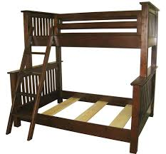 Woodworking Plans Bunk Beds by Free Bunk Bed Plans Twin Over Queen Discover Woodworking Projects