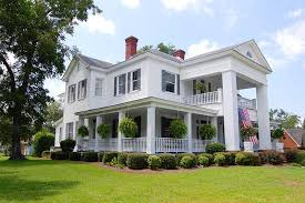 neo classical homes the kittles home of sylvania ga circa old houses old houses for