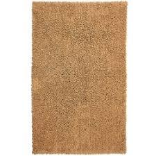 hand woven pink chenille shag rug 2 u00276 x 4 u00272 free shipping