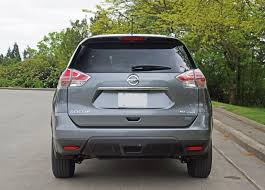 nissan canada rogue lease 2015 nissan rogue sl awd road test review carcostcanada