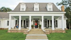 homes with porches craftsman style home decorating ideas southern living
