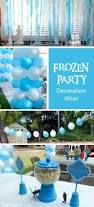 Birthday Party Ideas Homemade Best 25 Frozen Decorations Ideas Only On Pinterest Frozen Party
