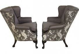Wingback Armchair Perth Funky Armchairs Foter