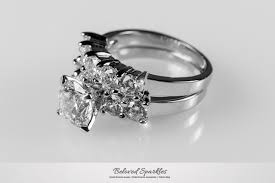 bridal ring sets canada faux wedding ring sets wedding rings wedding ideas and inspirations
