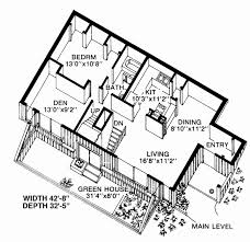 earth berm house plans fresh an earth sheltered home for