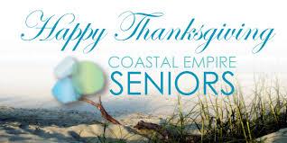 coastal empire seniors define their thanksgiving legacies senior