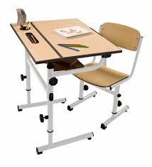 Under Desk Storage Drawers by Wooden Desk With Tiered Storage Drawers As Well As Under Loft Bed