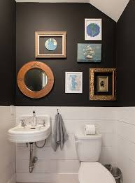 Black Painted Bathroom Cabinets Paint It Black 15 Bold And Beautiful Dark Walls U2013 Design Sponge