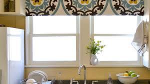 floral kitchen curtains glossy white minimalist kitchen cabinet