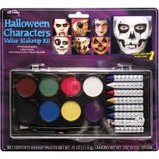 face painting makeup kit halloween accessory walmart com