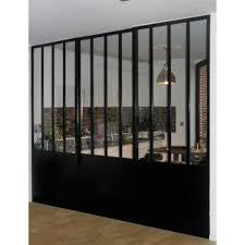 cloison vitree cuisine salon amazing cloison vitree cuisine salon 15 verri232re atelier