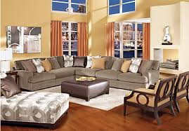 cindy crawford living room sets shop for a cindy crawford home fontaine pc sectional living room on