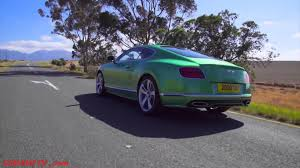 geneva 2015 refreshed bentley continental 2016 bentley continental gt speed new design engine sound