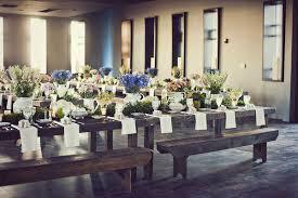 Wedding Reception Decoration Ideas Farmhouse Wood Wedding Reception Table Elizabeth Anne Designs