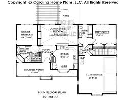 2 bedroom ranch floor plans small ranch style house plan sg 1199 sq ft affordable small home