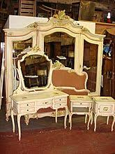 French Antique Bedroom Furniture by French Antique Armoire Wardrobe Shabby Chic Louis Xv Antique