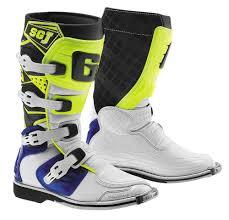 white motocross boots 170 93 gaerne youth boys sg j mx off road motocross 1037168