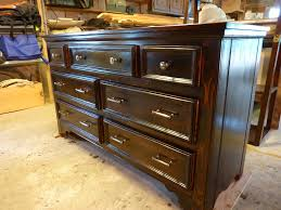 restained wood dresser in which i establish a no mustaches in the