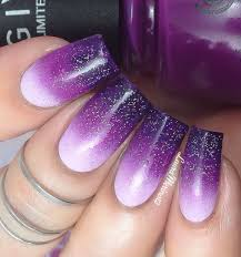 shades of purples pretty manicures that show off your love for purple