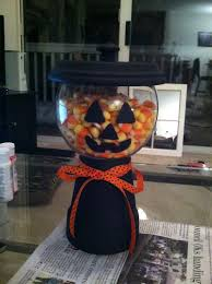 Halloween Candy Jars by Diy Terra Cotta Candy Jar Jack O U0027 Lantern Coll Writes