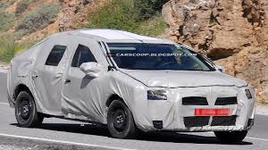 logan renault spied all new renault logan will it come to india