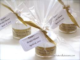 Easy Favors To Make by Fall Wedding Favors Ideas Diy Easy Wedding Favors Make