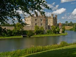 photo of leeds castle maidstone kent