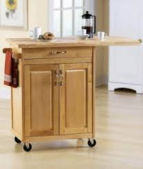 mainstays kitchen island cart mainstays kitchen island cart w drop leaf panel and storage