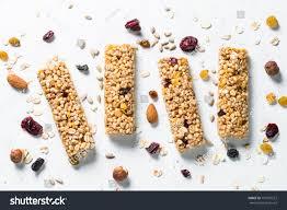 bar snack cuisine granola bar healthy dessert snack ภาพสต อก 797765212