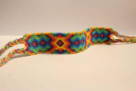 friendship bracelet rainbow images Rainbow diamonds friendship bracelet by fbraceletfreak jpg