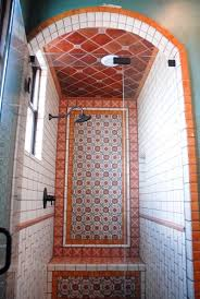 mexican tile mediterranean bathroom austin by clay imports