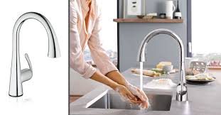 grohe k7 kitchen faucet robinson lighting bath centre keep a cleaner kitchen with