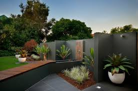 Modern Landscaping Ideas For Backyard Low Maintenance Landscaping Around House Design And Ideas