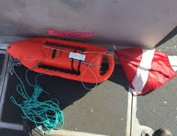 Is Seeking U S Coast Guard Is Seeking Owner Of Dive Float And Flag News
